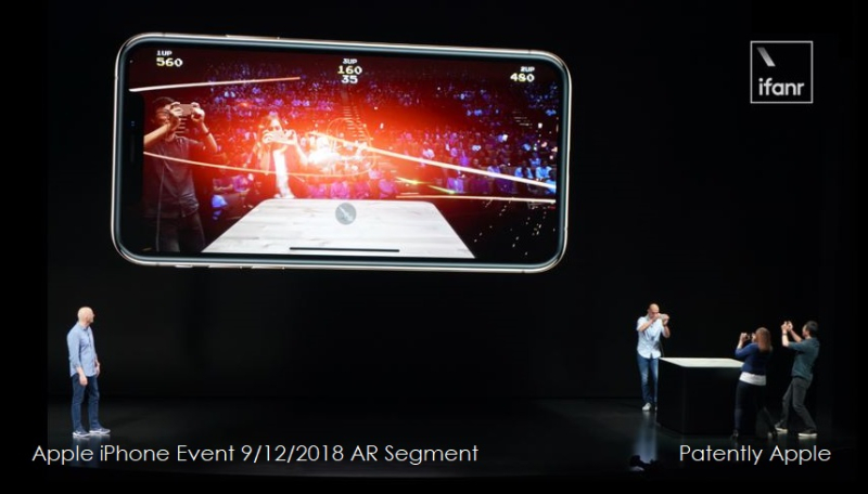 3x ar iphone event