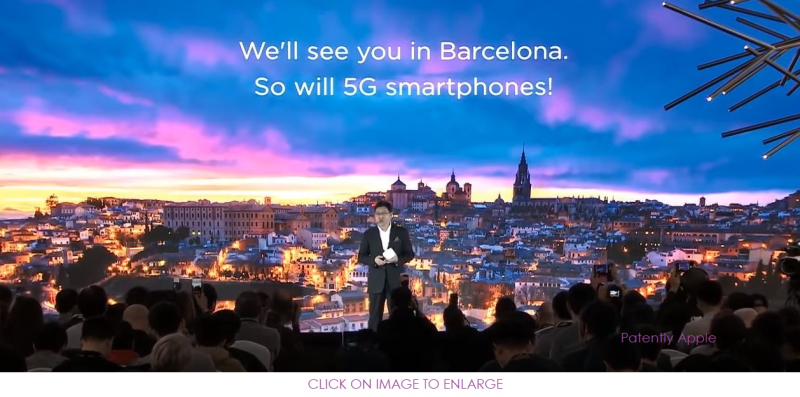 1 Cover Huawei 5G and Folding phones coming MWC 2019