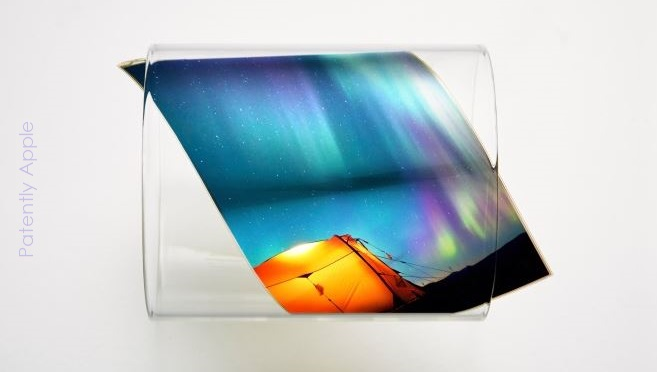 1 X cover PI film for foldable smartphone