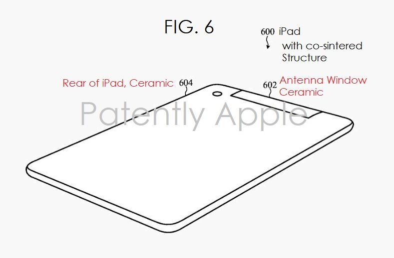 3 inductive charging iPad cover patent