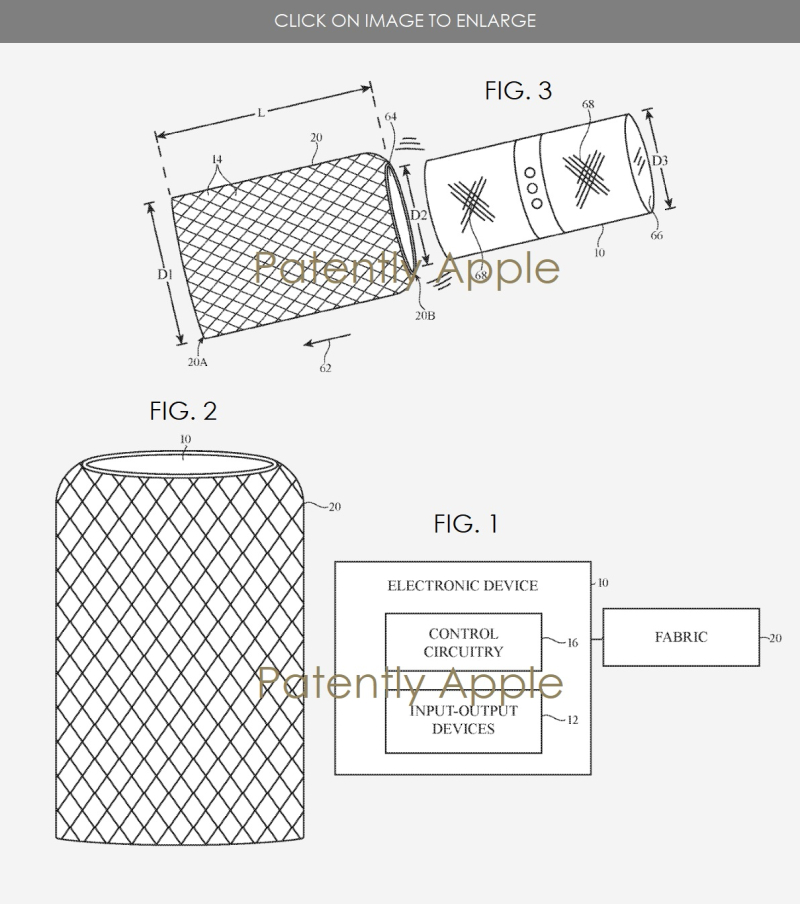 2 HomePod patent sept 2018