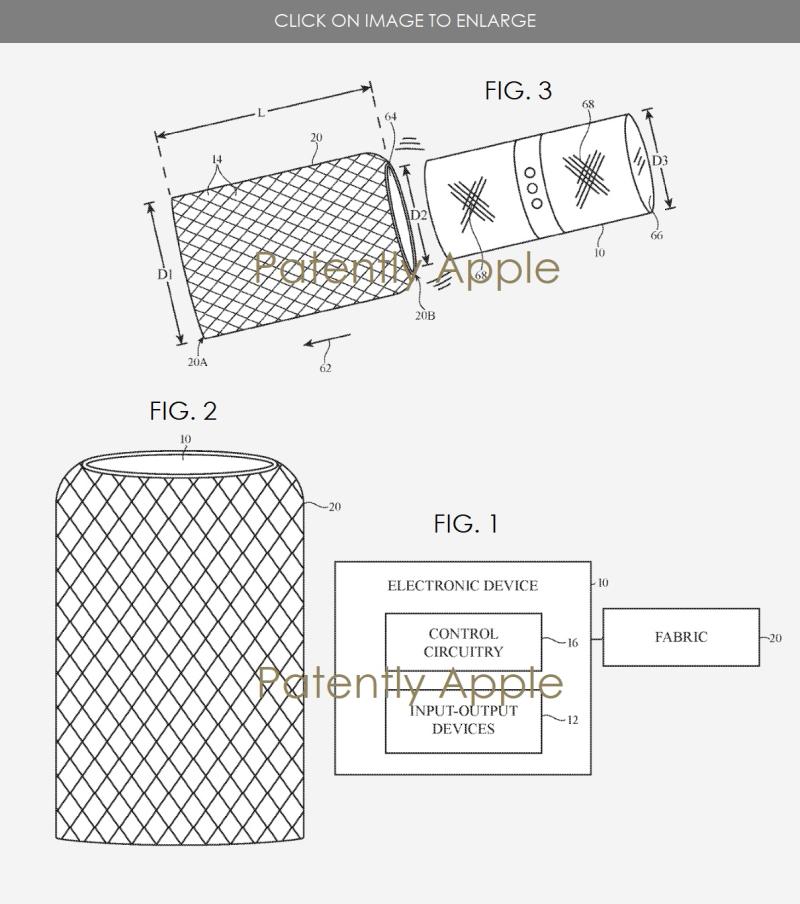 2 HomePod patent sept 2018