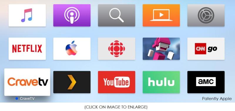 3 X X apple tv channel bar screenshot