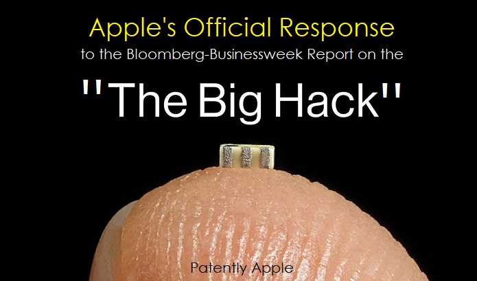 1 X cover Big Hack  Big Response