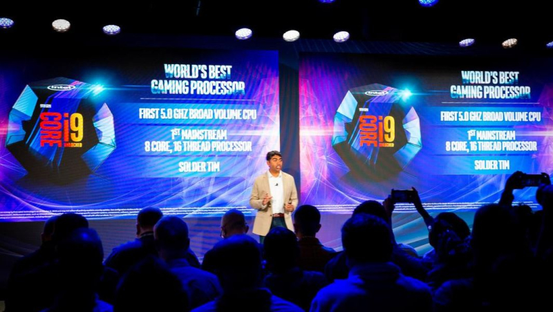 Extra 2 gaming focused ii9 intel processors today oct 8  2018