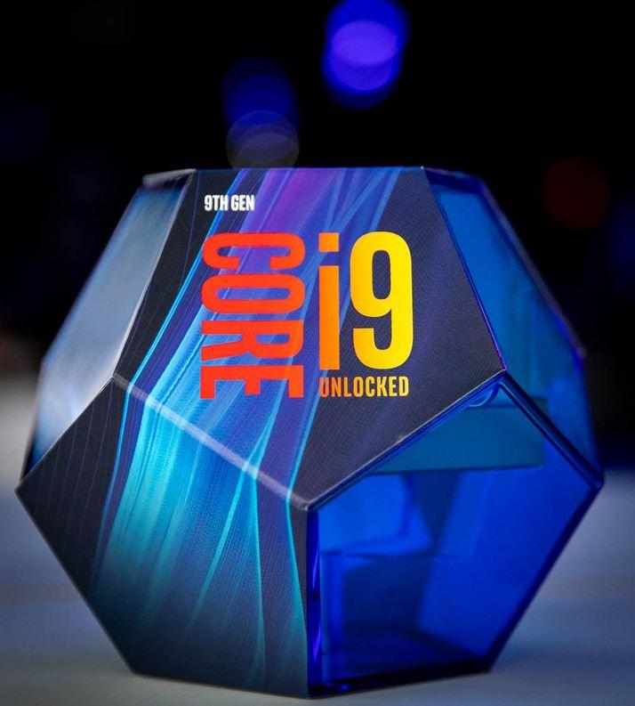 Exra 1 Intel i9 unlocked