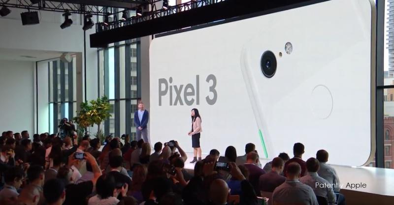 1 X FINAL PIXEL 3  introduced oct 9  2018
