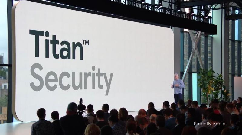 2 X google TITAN SECURITY
