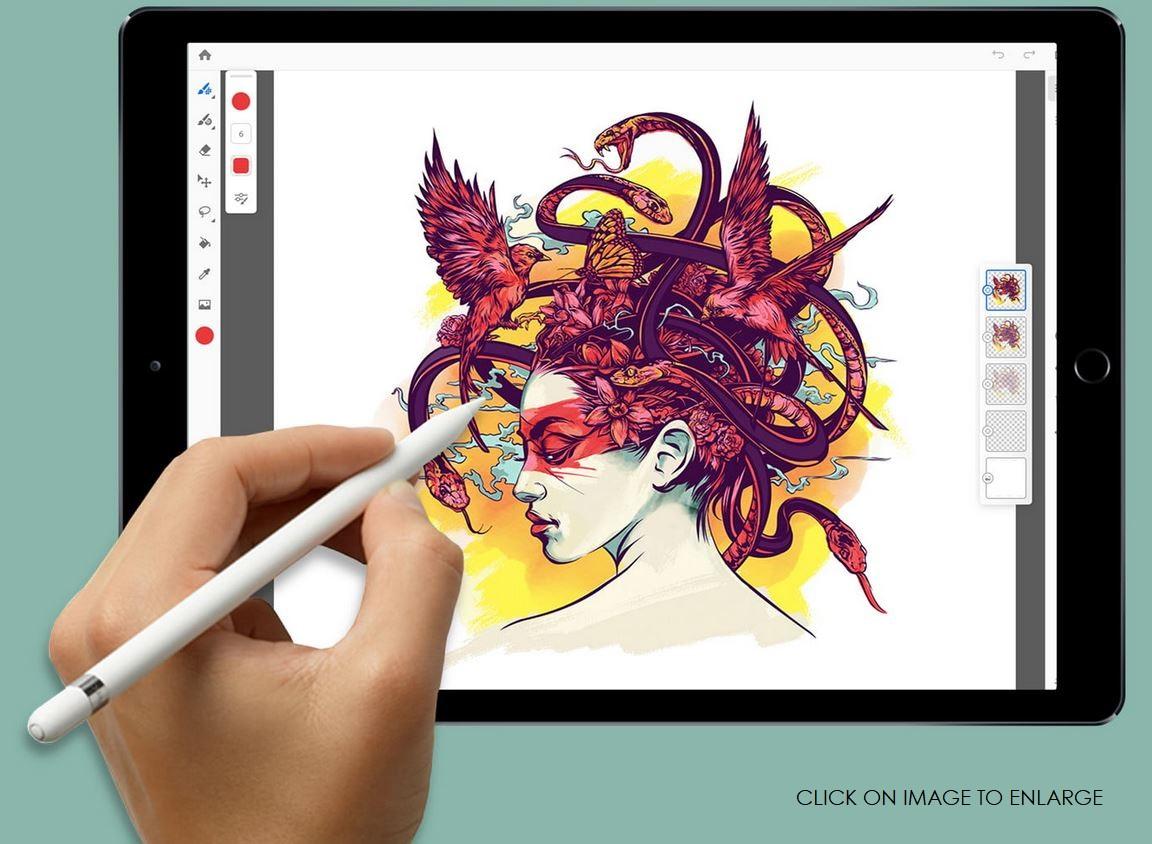 Adobe Announces Photoshop Creative Cloud, Project Aero for