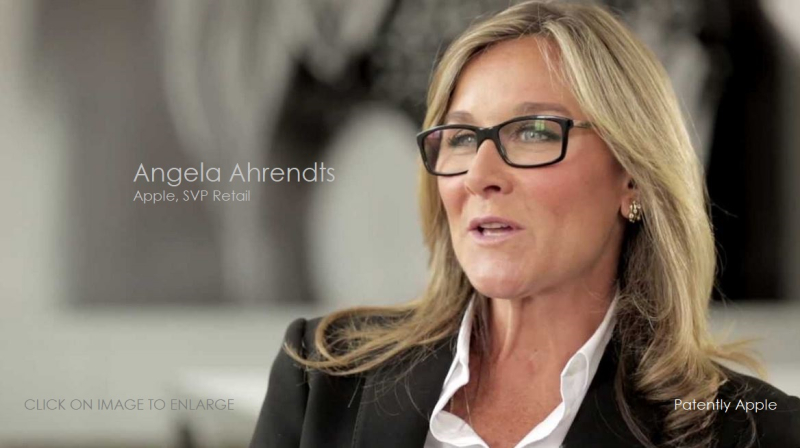 1 X Cover - Angela Ahrendts