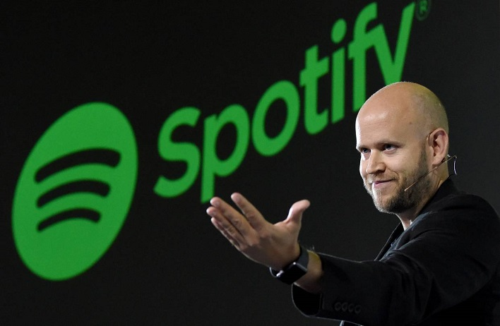 2 X spotify ceo EK