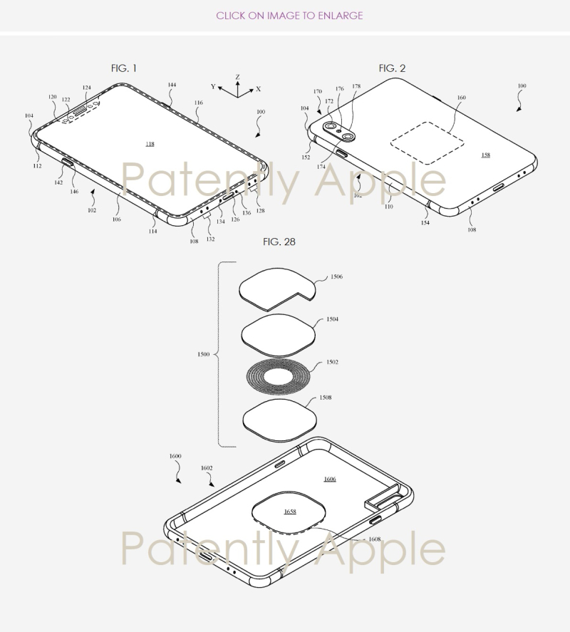 2 XX Apple iPhone X patent   Patently Apple report feb 7  2019