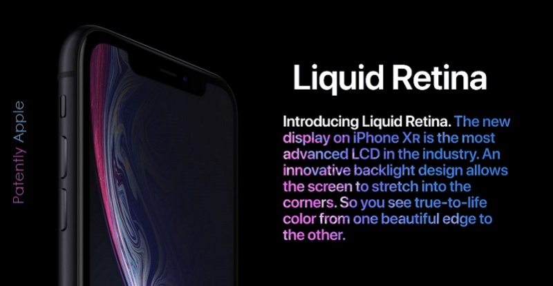 1 X Liquid Retina TM Filing in US and China
