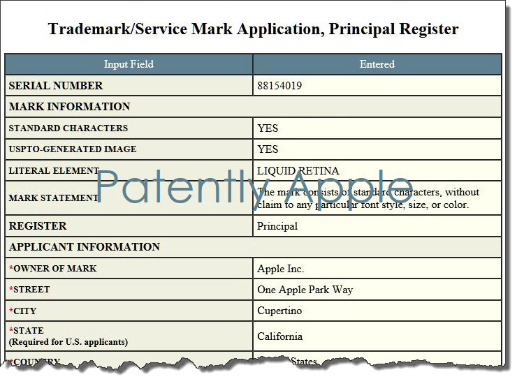 2 XFINAL Apple USPTO TM in-part for liquid Retina oct 2018