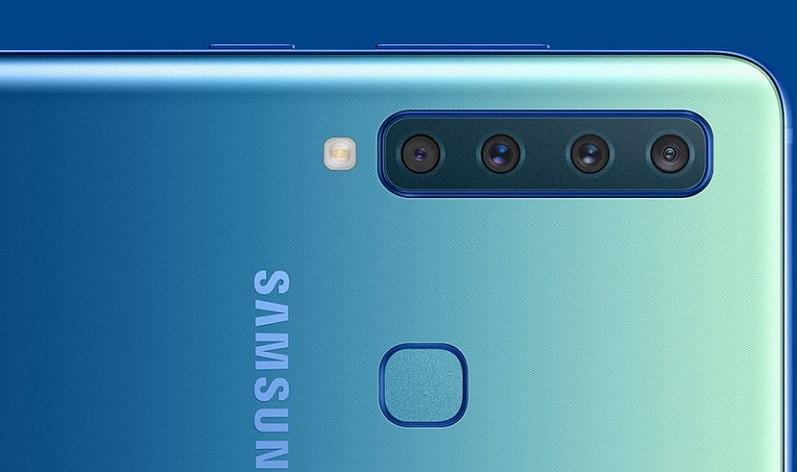 3 - x - A7  A9 Samsung smartphone debut Oct 2018