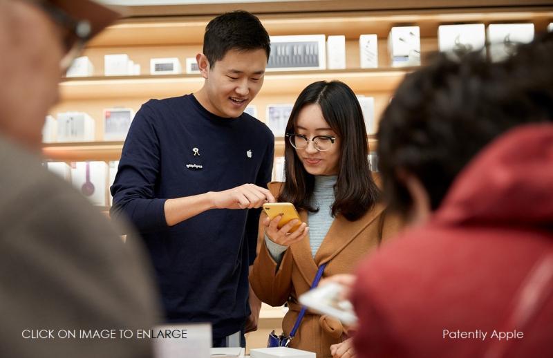 1 X Cover iphonexr-launch_wangfujing-beijing_customer-help