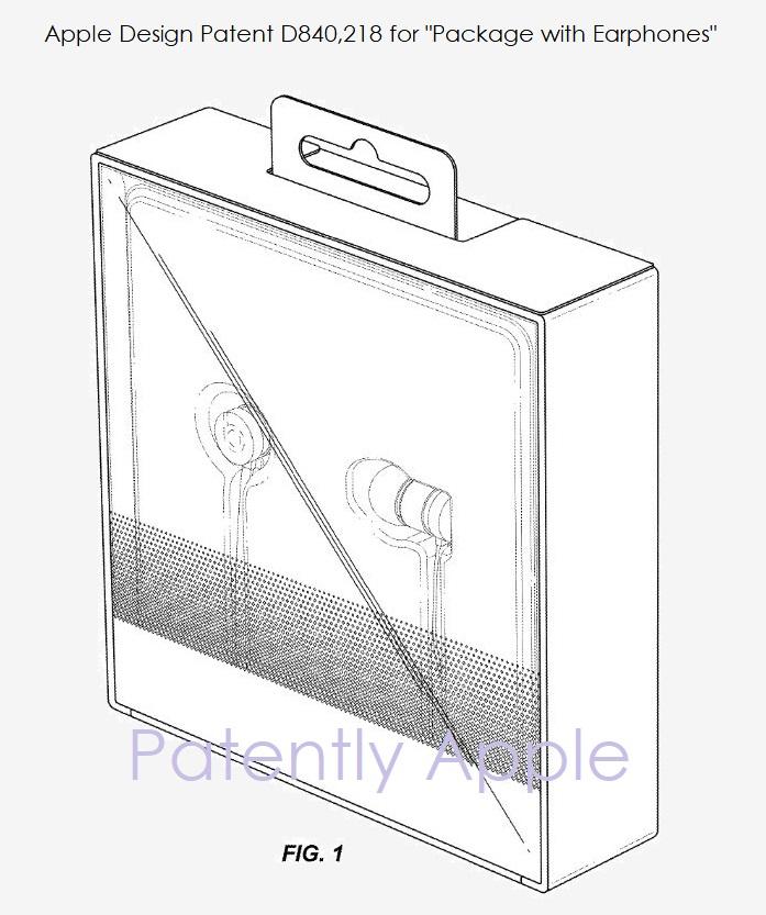 5 apple pkg for earphones
