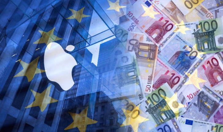 1 cover - EU tax case could affect Apple