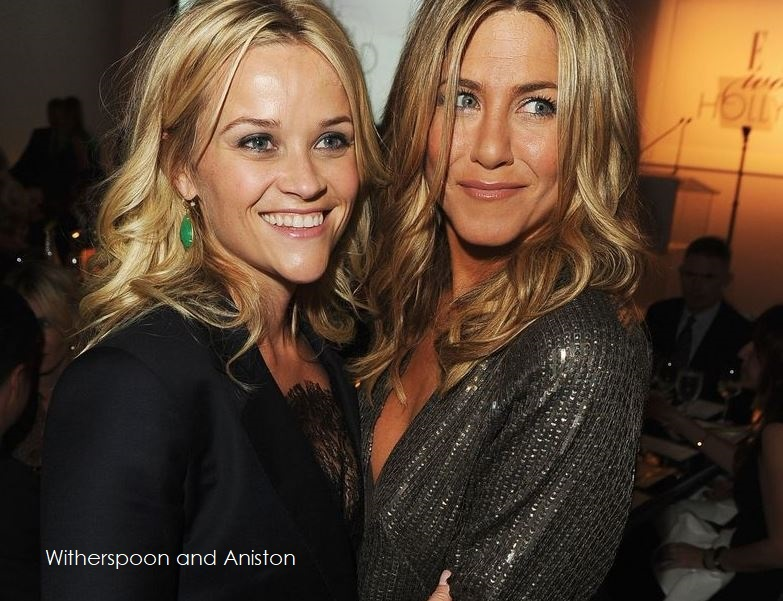 2 X - witherspoon aniston