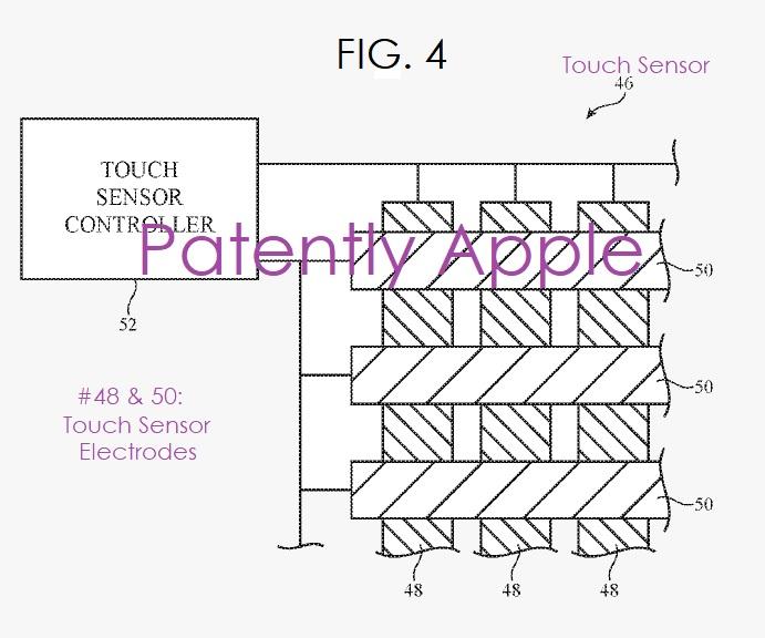4 touch sensor on future apple headphone
