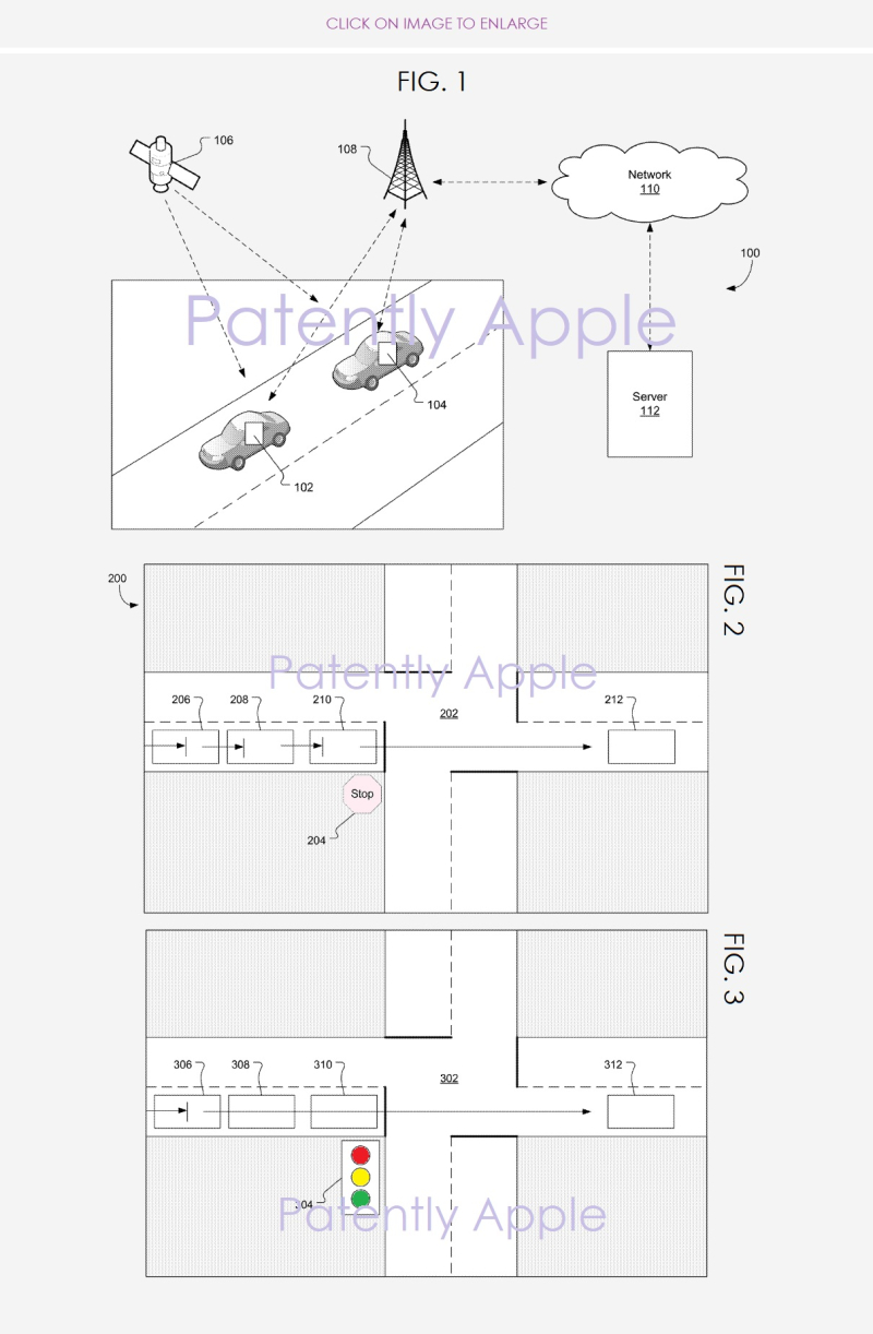 2 Apple Project Titan patent oct 2018  detecting stops on route