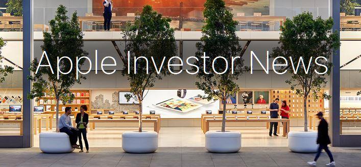 5 apple investor news