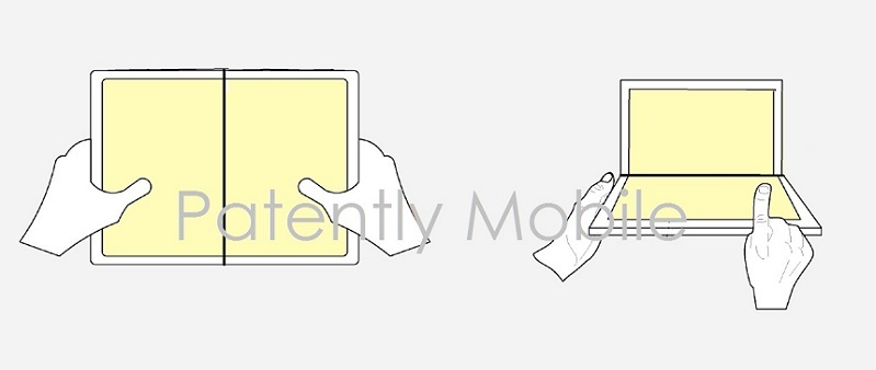 1 cover msft foldable device