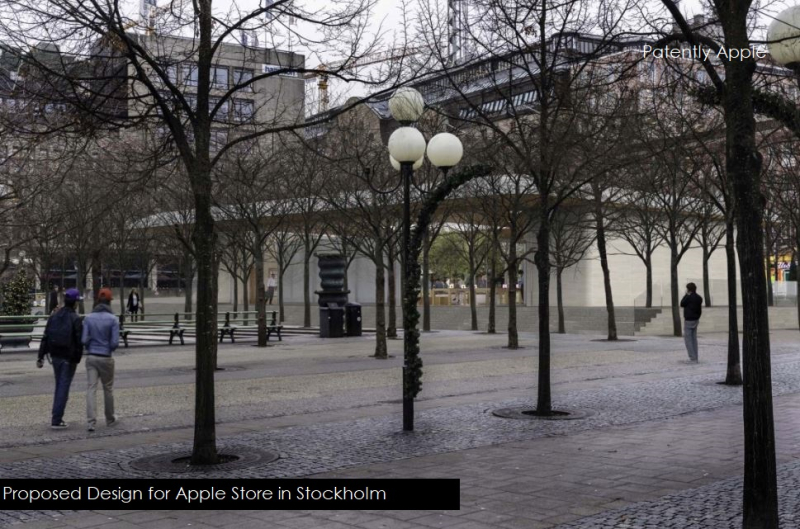 2 apple store design for stockholm