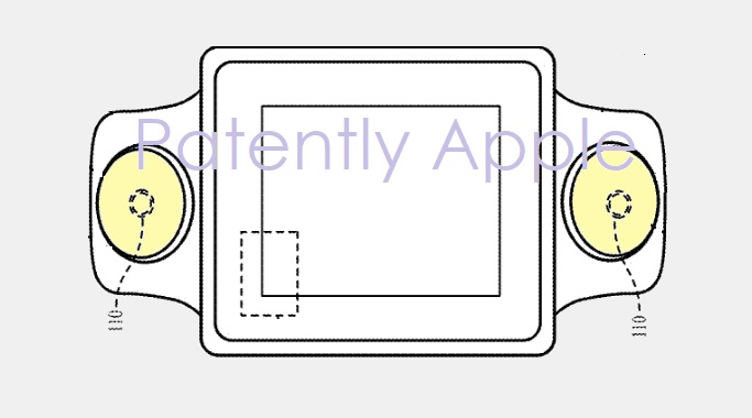 1 X Apple wins patent for Apple Watch camras