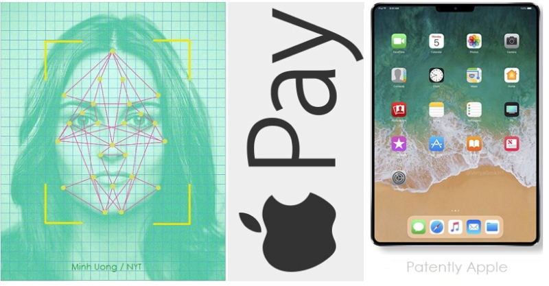 1 COVER  NYT IMAGE FACEBOOK FACIAL RECOGNITION  IPAD 2018 & APPLE PAY AUSTRIA