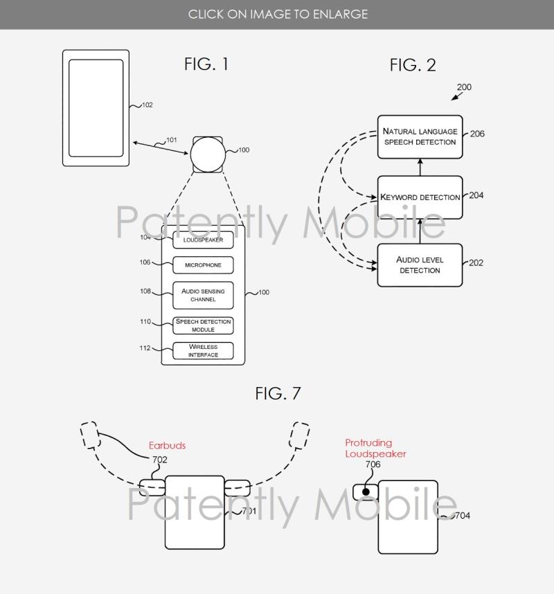5 microsoft airpods-like patent figs 1 2 & 7