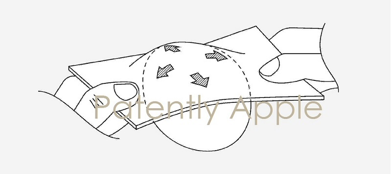 Apple Granted 40 Patents Today Covering Stretchable Displays for iDevices and Smart Clothing, Gaze Controls & more
