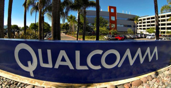 1 Qualcomm hit by EU regulators