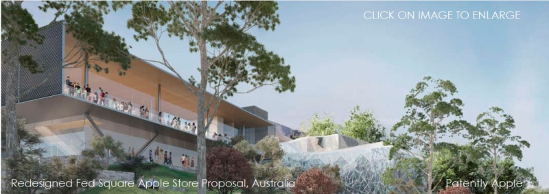 1 Extra new redesign fed square Australia
