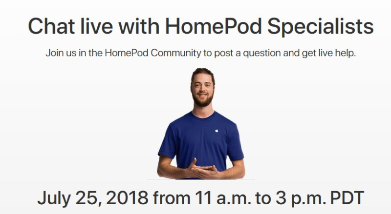 4 HomePod Chat
