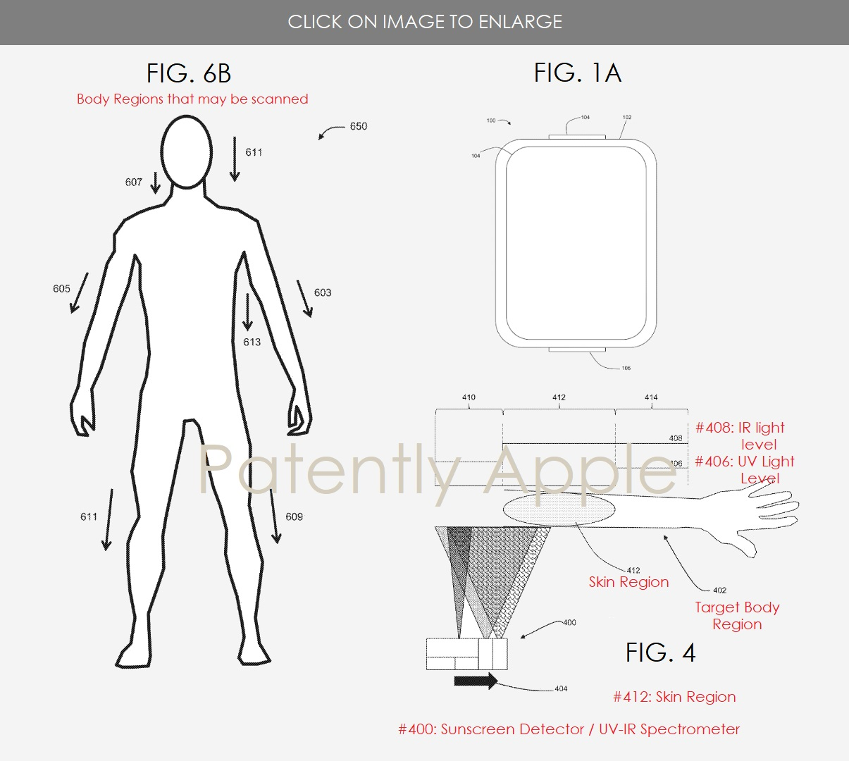 Apple Invents the Ultimate Sunscreen Detector for Apple
