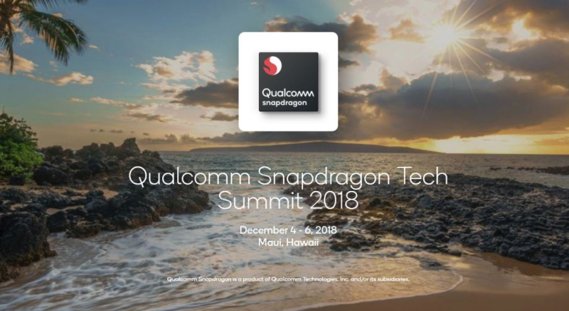 3 Qualcomm summit 2018