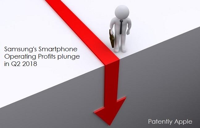 1 X SAMSUNG  smartphone operating profits plunge