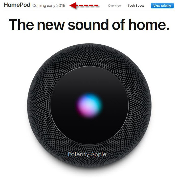 2 HomePod on Apple Hong Kong site Dec 6  2018
