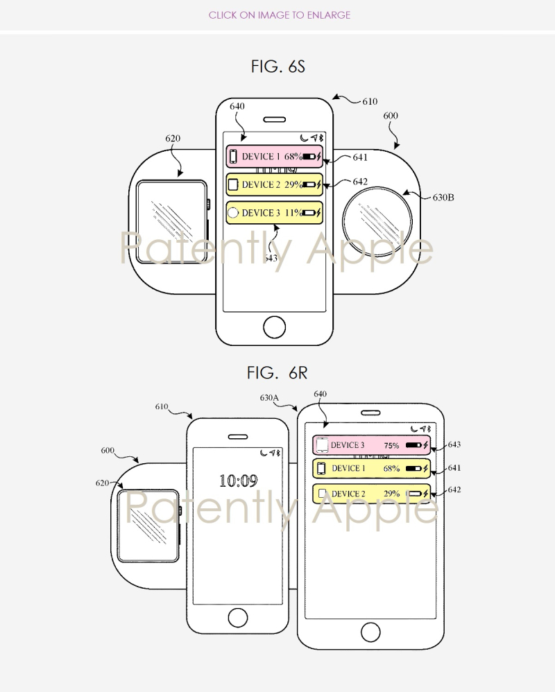 2 Apple AirPad patent