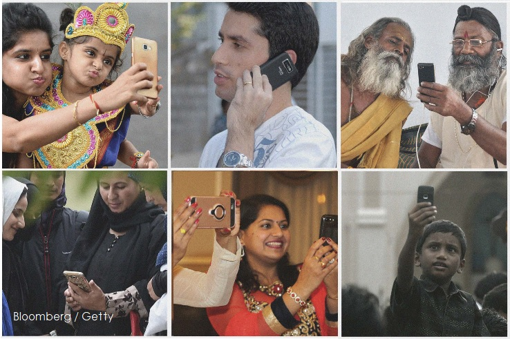 1 Cover India smartphone market owned by Android