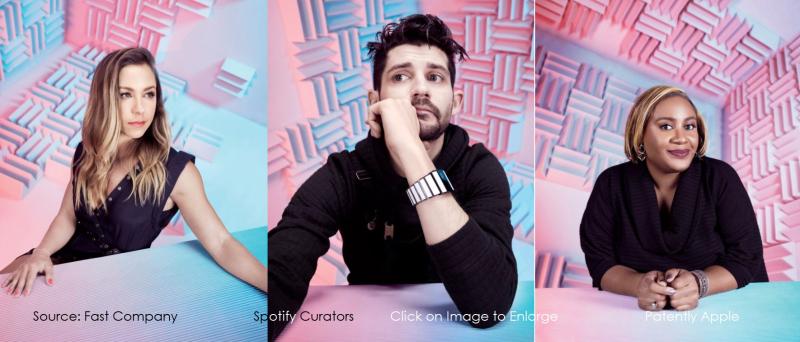 2 Spotify Curators
