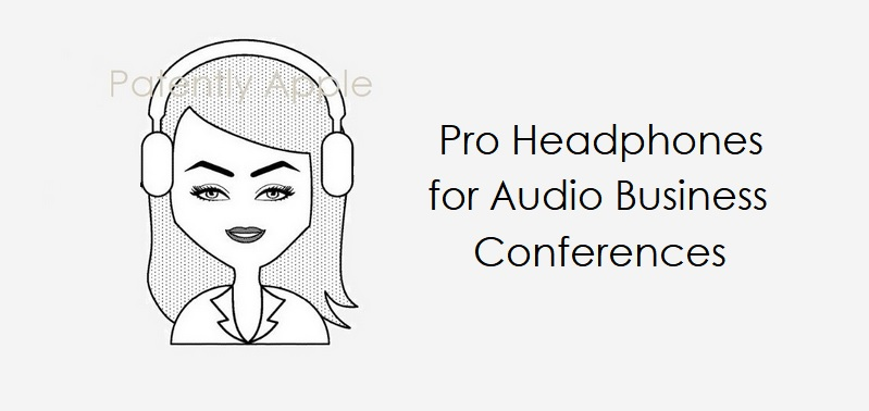 1 X Cover - Apple Pro Headphones for business