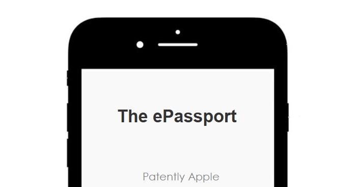 1 x Cover e-Passport