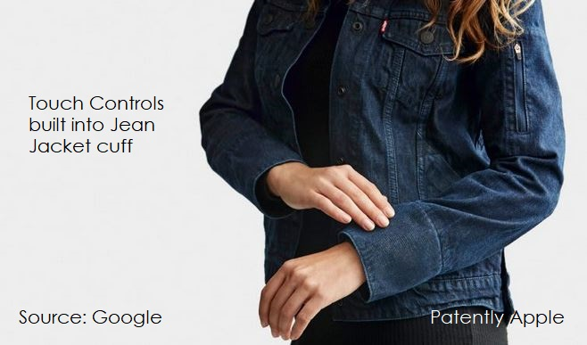 5 smart fabrics in use with google and levis strauss