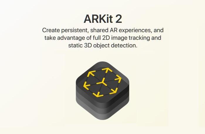 3X ARKit logo