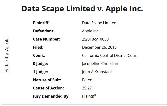 2. apple sued court info
