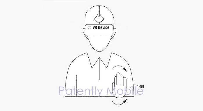 1X Cover  samsung in-air gesturing