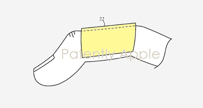 1 Cover Apple finger device patent figure Patently Apple report jan 3  2019