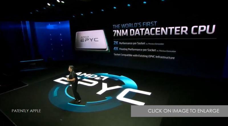 6 AMD EPYC 7NM